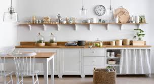 cuisine en bois naturel cuisine en bois clair un choix lumineux et naturel