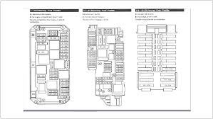 mercedes benz c class w204 fuse diagrams and commonly blown fuses