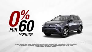 toyota financial annual clearance 2016 peterson toyota youtube