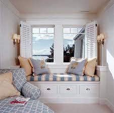 Window Seat Bookshelves Bedrooms Overwhelming Under Window Seat Window Seat Bed Padded