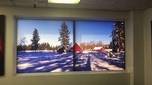 Digital Window | prolab digital windowscapes transforms any window into landscape