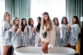 and bridesmaid robes bridesmaid budgeting breakdown realistic expectations of wedding