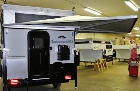 Van Rear Door Awning In The Spotlight The Bunduhalf Wing Fold Out Awning U2013 Truck