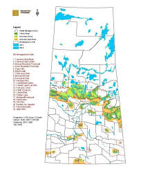 Utm Zone Map Saskatchewan Elk Cervus Elaphus Management Plan Update Pdf