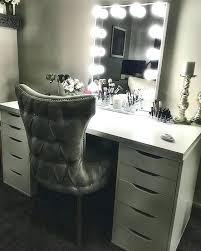 makeup vanity table without mirror makeup vanity with lights makeup vanity table with lights makeup