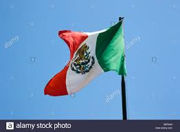 mexican national flag national flag mexico latin america central