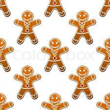 8506786 gingerbread man cookie seamless pattern jpg 800 800