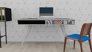 bureau de designer meuble tv vintage by ilhem kadi designer meubles maison du