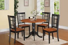 Round Dining Room Set The Surprising Imagery Is Segment Of Few Piece Dining Room Set The