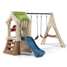 Sears Backyard Playsets Kids Swing Sets Backyard Playground Sets Swings U0026 Slides Toys