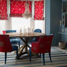 Good Feng Shui Tips For Your Dining Room Decorating Red Color Accents - Red dining room chairs