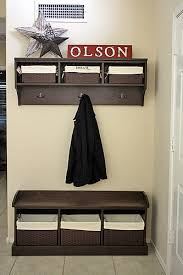 how to make entryway bench 15 diy entryway bench projects decorating your small space