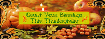 count your blessings this thanksgiving covers count your