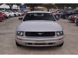2005 ford mustang recalls used 2005 ford mustang for sale gillman subaru southwest houston
