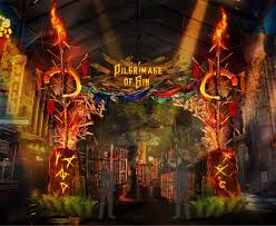 scare zones halloween horror nights halloween horror nights 7 brings your l4d fantasies to life and