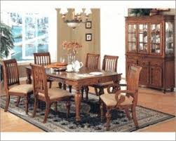 Dining Room Table 6 Chairs Formal Cherry Dining Room Sets Foter