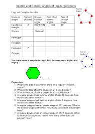 Interior Angles Calculator How To Calculate The Sum Of Interior Angles 8 Steps Brilliant 17