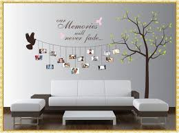 ideas family tree wall decal home decorations ideas spectacular