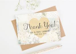 floral patchwork thank you card norma u0026dorothy