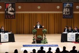 Career Uga Edu Uga To Debate Oxford Union Oct 8 On Campus Uga Today