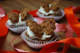 butterfly carrot cake cupcakes cooking them healthy
