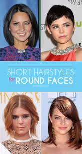 317 best short hair for round faces images on pinterest