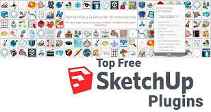 20 essential sketchup plugins for efficient modeling for free