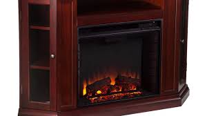 fe9310 claremont convertible media electric fireplace cherry
