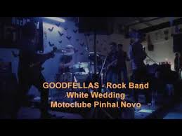 goodfellas wedding band goodfellas rock band billy idol white wedding cover