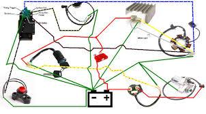yamaha atv winch solenoid wiring diagram wiring diagrams