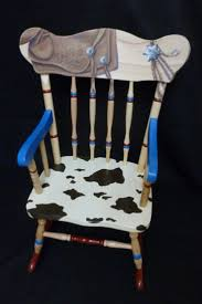 Childrens Rocking Chairs Personalized Hand Painted Rocking Chairs Ideas Home U0026 Interior Design