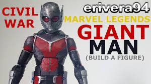 marvel legends giant man build a figure review baf captain america