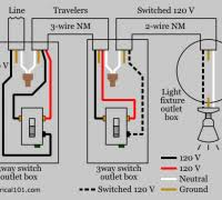 wiring diagram for 3 way switch multiple lights in wiring diagram