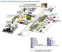 Charlotte Airport Gate Map Hong Kong Airport Terminal Map Hong Kong Airport Map Terminal 1