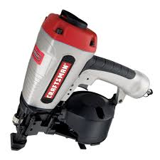 Battery Roofing Nailer by Craftsman Coil Roofing Nailer With Case
