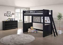 Half Bunk Bed Junior Loft Bed W Laminate J A Y Furniture