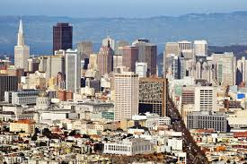 Tourist Map Of San Francisco by San Francisco City Tour