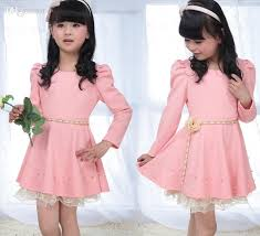 dresses for 11 year olds graduation 2018 7 8 9 10 11 12 13 14 15 year girl sleeve autumn