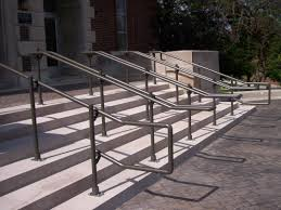 home depot stair railings interior how to build a handrail for concrete steps deck image of handicap