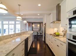 what is the best lighting for a galley kitchen galley kitchen decor around the world