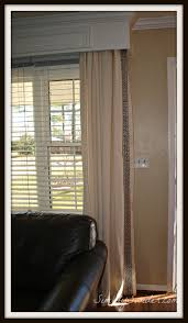Embellishing Plain Panels With Greek Key Fabric Tape Or