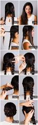 easy party hairstyles for straight hair hairstyle picture magz