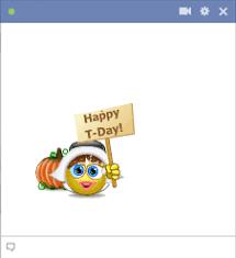 Thanksgiving Emoticons Free Symbols U0026 Emoticons