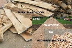 slab wood slab chippers salsco inc