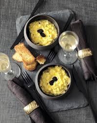 cuisiner truffe oeufs brouillés à la truffe régal