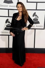 Grammy Red Carpet 2014 Best by Tia Carrere Grammys 2014 U0027wayne U0027s World U0027 Actress Makes Us Feel