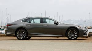 lexus ls 500 latest news 2018 lexus ls luxury sedan 10 things to know about the new car