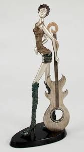 13 best jazz musician statues figurines sculptures images on
