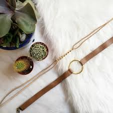 choker necklace diy images Diy 3 choker necklaces step by step style me samira jpg
