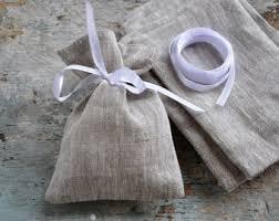 linen favor bags 25 embroidered large favor bags wedding linen favor bags